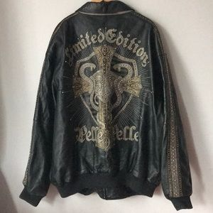 Pelle Pelle Leather Limited Edition Jacket